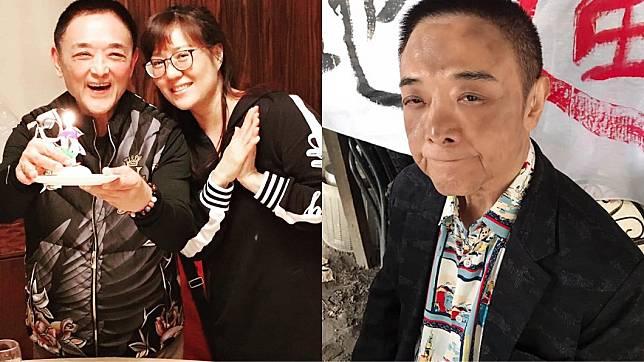 林姿佑和小亮哥結婚24年。(圖/翻攝自林姿佑、小亮哥臉書)