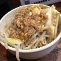ジロベジ - 実際訪問したユーザーが直接撮影して投稿した錦町ラーメン・つけ麺麺処 井の庄 立川の写真のメニュー情報