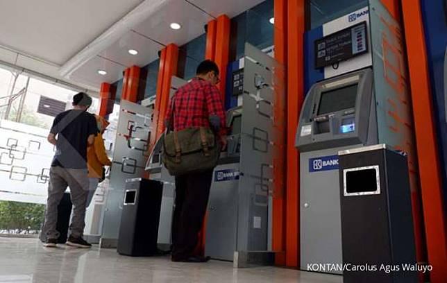 Saham Bbri Bank Bri Turun 0 44 Ini Per Dan Pbv Terbaru 31 7 Kontan Co Id Line Today