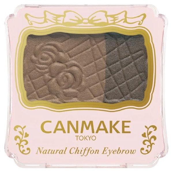 CANMAKE 雪紡紗眉粉餅 051-01