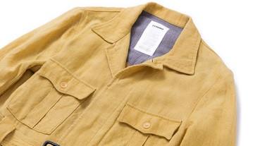 夏日也適合的夾克推薦!「SYNDRO」以涼爽素材為夏日打造三款質感夾克