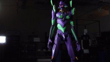 「EVANGELION 初號機 human scale figure」售價不含稅約新台幣72萬元起