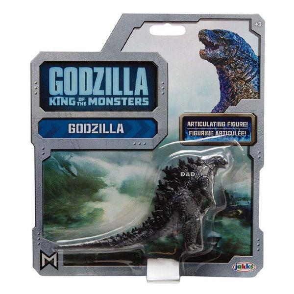 《 Godzilla 》哥吉拉2 : 3.5吋怪獸單人-哥吉拉╭★ JOYBUS玩具百貨