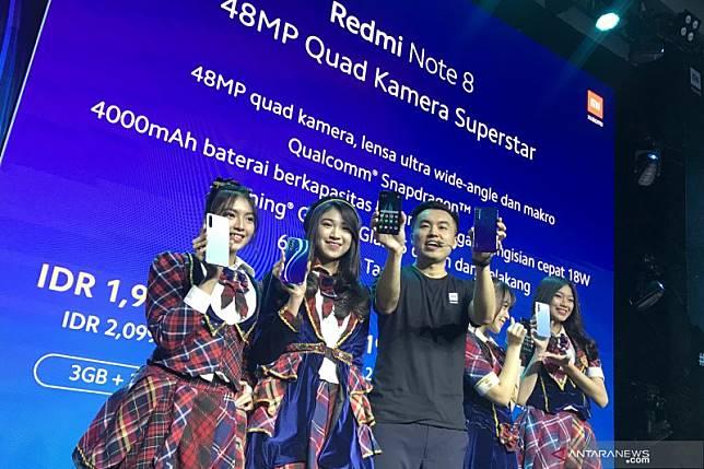 Resmi meluncur, ini harga Xiaomi Redmi Note 8