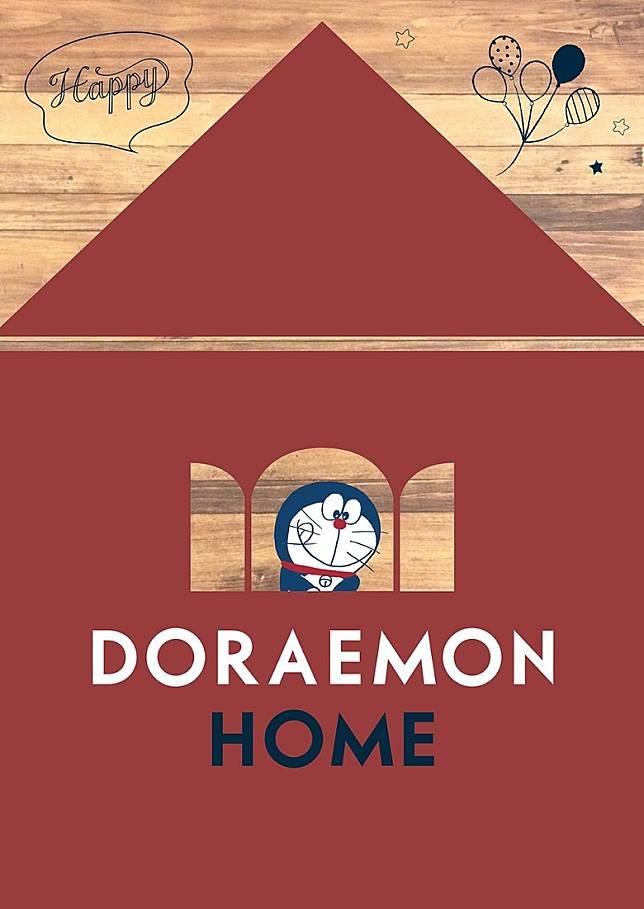 今次日本郵局推出啦A夢居家系列(Doramon Home),是在寒冷冬日專用。(互聯網)