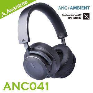支援ANC降噪技術,高達37dB的噪聲消除,aptX-LL低延遲傳輸,40mm立體聲驅動單元...