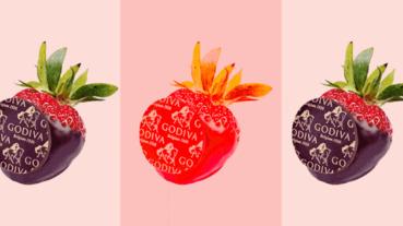 女生最想收到的15款「GODIVA巧克力」公開!男友們請筆記~白色小兔可愛爆 、 整顆草莓巧克力限賣兩天