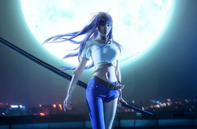 Chiêm ngưỡng cosplay đẹp ngỡ ngàng của Kanzaki Kaori