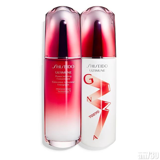 天氣太熱都會影響肌膚質素! Shiseido限量Ultimune孖寶 重拾水潤美肌