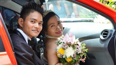 Pasangan Ini Membuktikan Cinta Tak Memandang Fisik