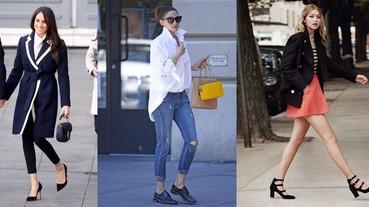 職場菜鳥穿搭從挑對鞋子開始,這3款鞋讓妳看起來幹練又時髦!
