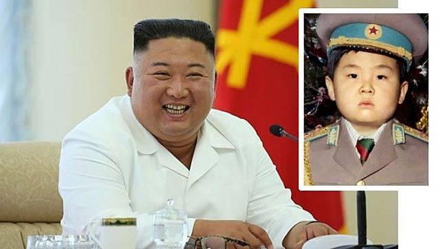 6 Potret Transformasi Kim Jong Un yang Berulang Tahun ke-38, Intip Lucunya  Masa Kecil Pemimpi Korut   Tribun Style   LINE TODAY