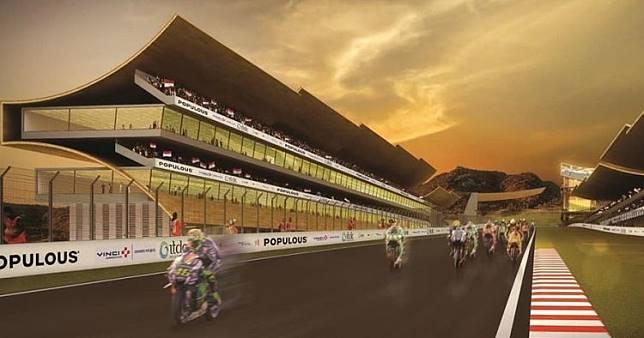 8 Desain Wajah Sirkuit Mandalika NTB Tempat Digelarnya MotoGP 2021