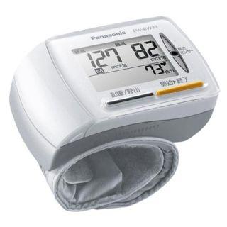 手首式血圧計(EW-BW33-W)