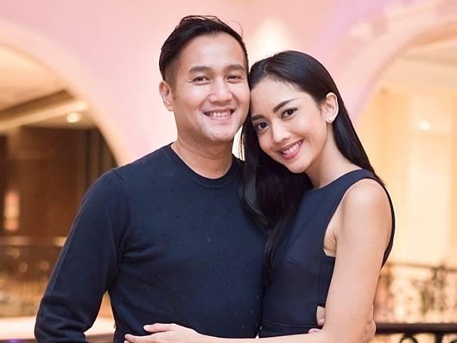 Ririn Dwi Ariyanti dan Aldi Bragi. Sumber: Instagram