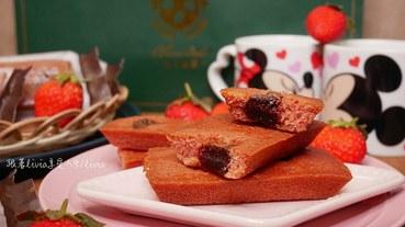 【新年伴手禮】起士公爵 草莓紅鑽費雪 草莓控吃起來│夢幻甜點│低糖低油低卡的甜點你吃過嗎? 跟著Livia享受人生