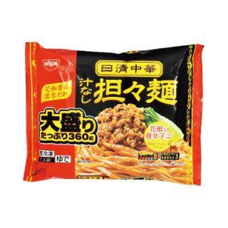 日清中華 汁なし担々麺(大盛り)