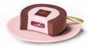 7-11聯名GODIVA推出「紅寶石巧克力慕絲蛋糕」!超高顏值甜品登場