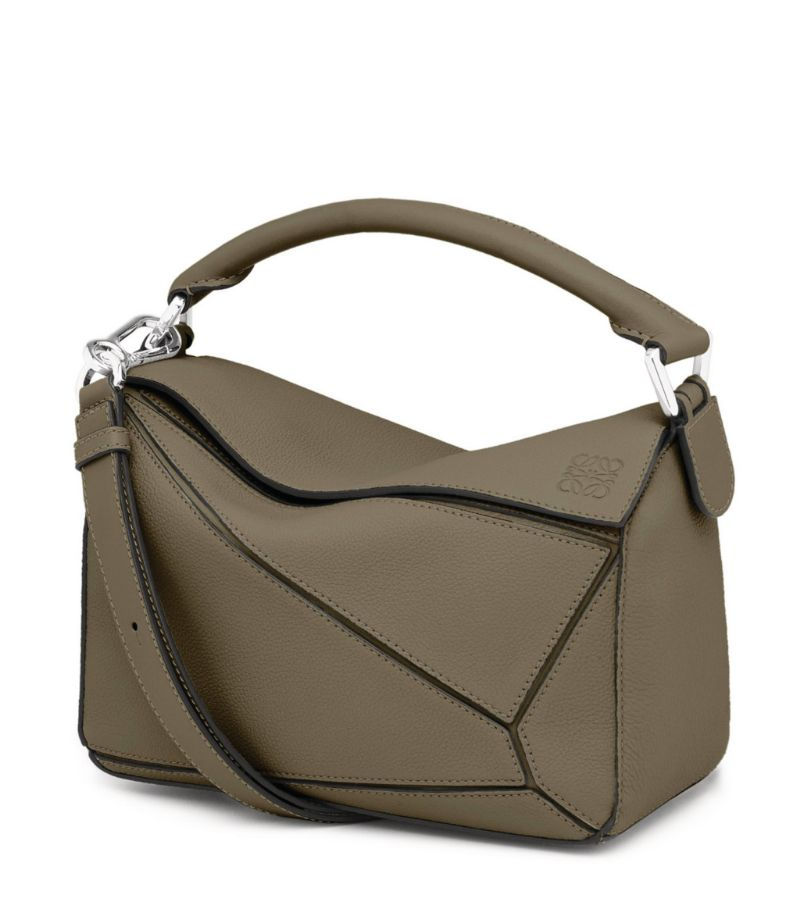 The first bag designed after Jonathan Anderson was appointed creative director in 2014, the Puzzle b