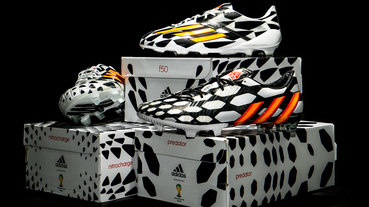 adidas Battle Pack / 為世界盃展現 all in or nothing 的鬥志