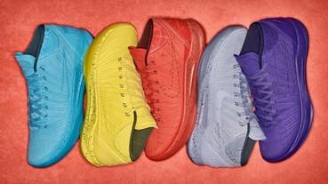 色彩心理學注入 – Nike Kobe A.D. 發佈全新「Mamba Mentality」別注系列