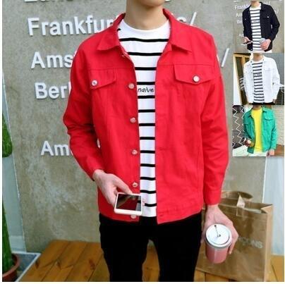 新款創意夏季韓版時尚學生個性潮流棒球外套yhs941【123休閒館】