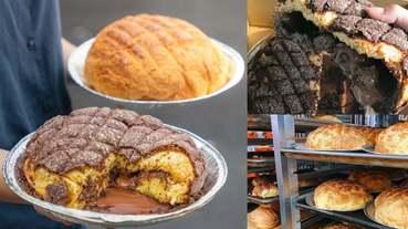 雲林50年麵包店靠這「菠蘿」成為秒殺名店!內餡爆漿浮誇到可以用喝的!