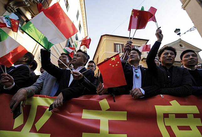 Italy's move to join New Silk Road may see European Union tighten coordination on China