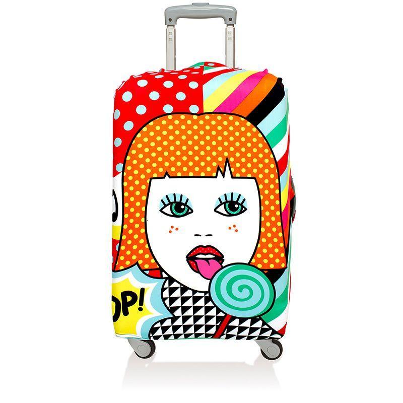 行李箱套 - 棒棒糖M號