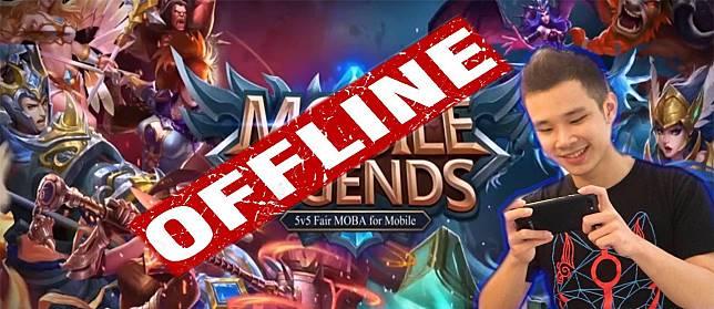 10 Game MOBA Offline Mirip Mobile Legend Terbaik 2018 [NO HOAX!]
