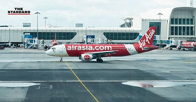 AirAsia หุ้นร่วงจนต้องระงับการซื้อขายในตลาดหุ้นมาเลเซีย หลังถูกตั้งข้อสงสัยในการบินฝ่าวิกฤตโควิด-19