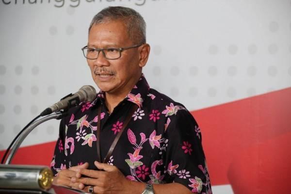 Juru Bicara Pemerintah COVID-19, Achmad Yurianto. Dok BNPB