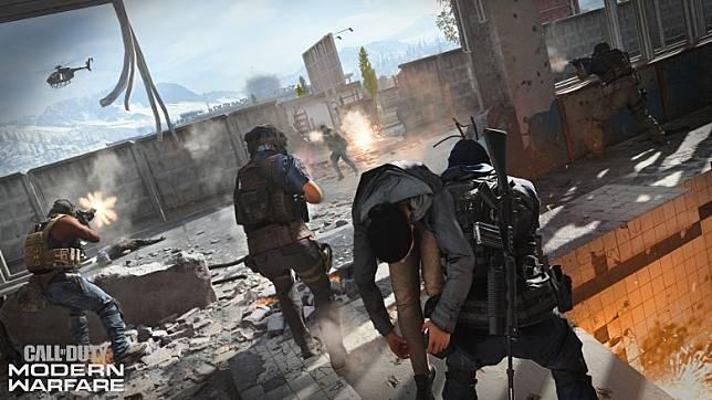 支援多個對戰模式,玩家們可跨平台組隊或對賽。(互聯網)