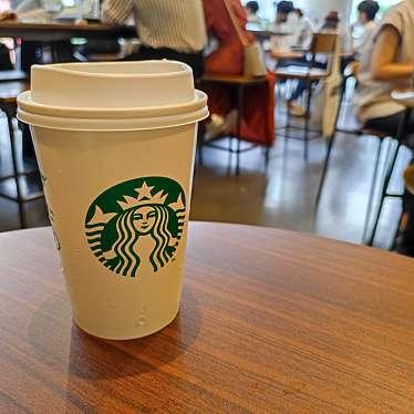 スターバックスコーヒー SHIBUYA TSUTAYA店のundefinedに実際訪問訪問したユーザーunknownさんが新しく投稿した新着口コミの写真