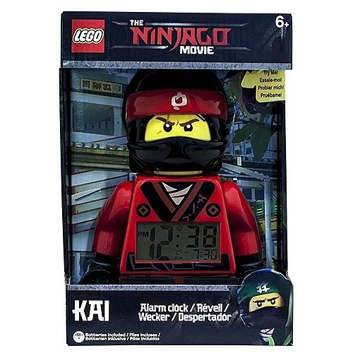 ◆ 有趣、新奇又好玩的鬧鐘nn◆ Q 版人型設計,讓 LEGO 迷為之瘋狂nn◆ 拿來當裝飾品也實用