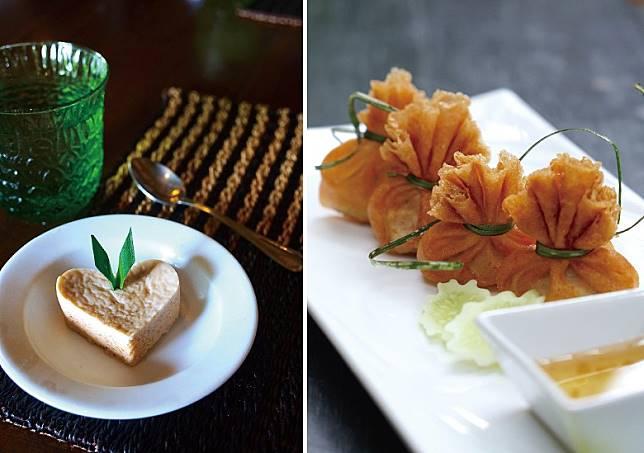 Baipai Thai Cooking School每天提供不同食譜的課程,選擇相當豐富。(單身旅子攝)