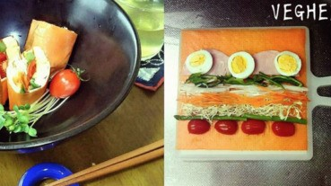 環保、健康又美味的薄片野菜