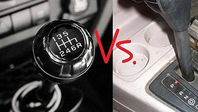 Transmisi manual vs otomatis