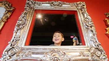 【宜蘭羅東景點】OMG!畫框博物館宜蘭親子景點推薦,好拍好玩,門票就可兌換四種DIY,帶孩子走進畫框中