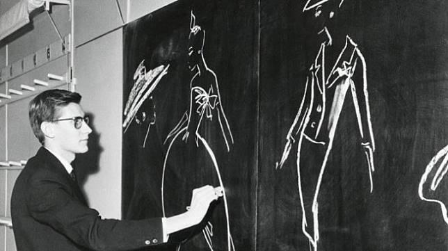 Yves Saint Laurent [brightside]