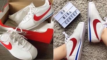 下一款 It Shoe!Nike Cortez 45 周年再推復刻版,Bella Hadid 把這對鞋完美演繹