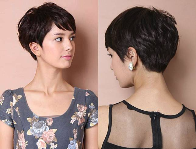 Short Is Hot Ini 5 Gaya Rambut Pendek Hits 2017