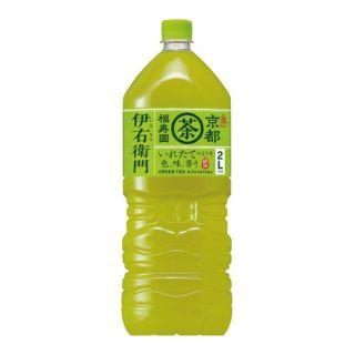 緑茶伊右衛門