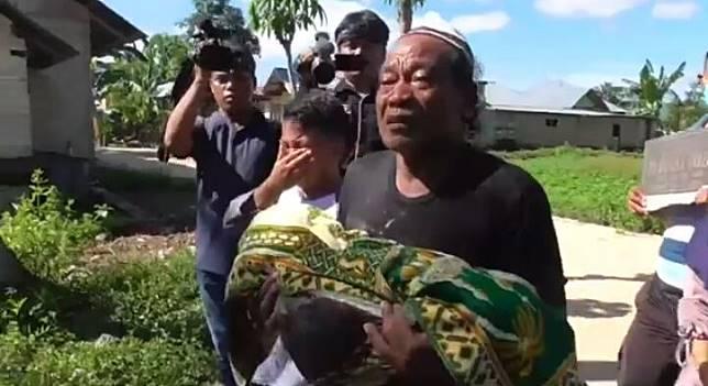 Gara-Gara Beda Pilihan Caleg, Makam Kakek dan Cucu di Gorontalo Dipindah