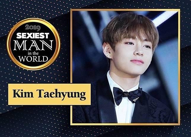 2019全球百大性感男排行,韓團防彈少年團(BTS)拿下冠軍。(圖/翻攝自starmometer)