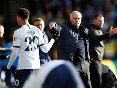 Soal Kasus Dele Alli, Begini Pembelaan Jose Mourinho