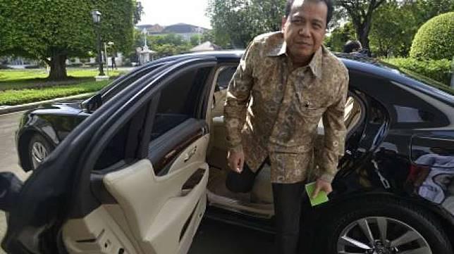 Mantan Menko Perekonomian, Chairul Tanjung. (Antara/Widodo S. Jusuf)