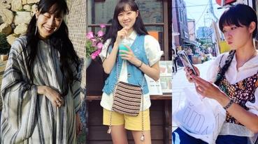 韓國時髦女星當之無愧!35款IG穿搭美照,帶你看見孔曉振的穿衣實力!