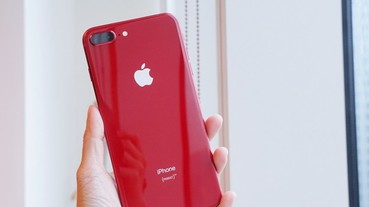 Product RED 版的 iPhone 8 / 8 Plus 圖多開箱!