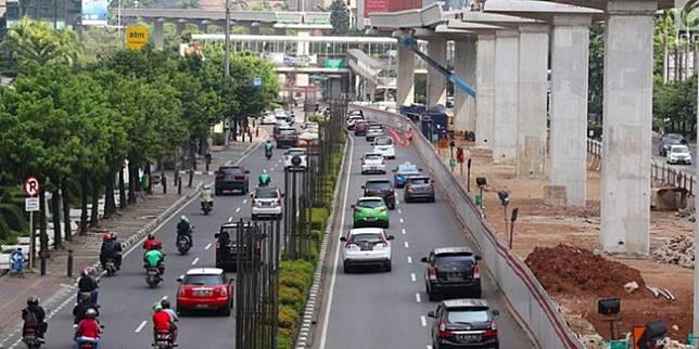 Sistem ganjil genap DKI Jakarta (Liputan6.com)